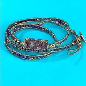 ☘️☘️Nakamol Wrap Bracelet ☘️☘️